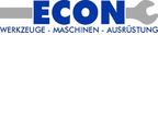 Hebebühne ECON EH 600 Quad Rot/ Blau