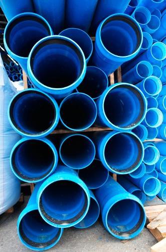 Tubos PVC Autoblocantes