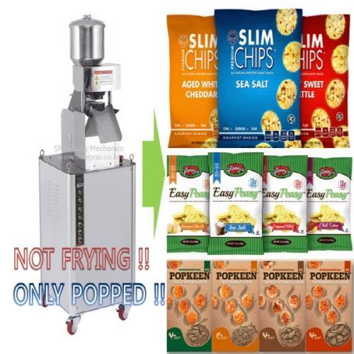 Máquina de bocadillos (máquina de la panadería)