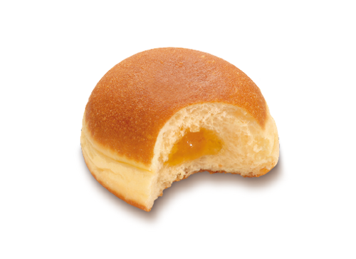 Butter Ball Donut with Apricot Filling