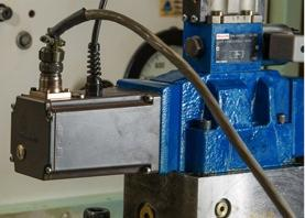 Réparation Servo valves