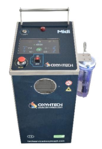 Descarbonizadora OXYHTECH MIDI