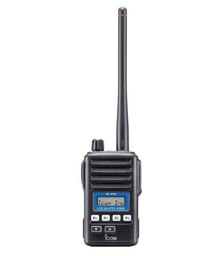 Radio ATEX