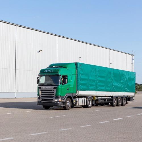 Transportation of standard cargo