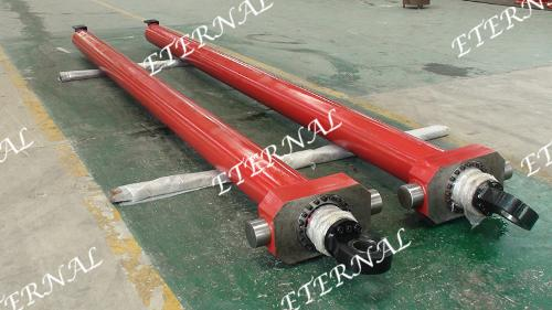 Container Reachstacker Hydraulic Cylinder