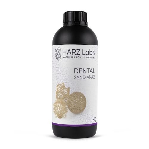 HARZ Labs Dental Sand (A1-A2) Resin (1 kg)