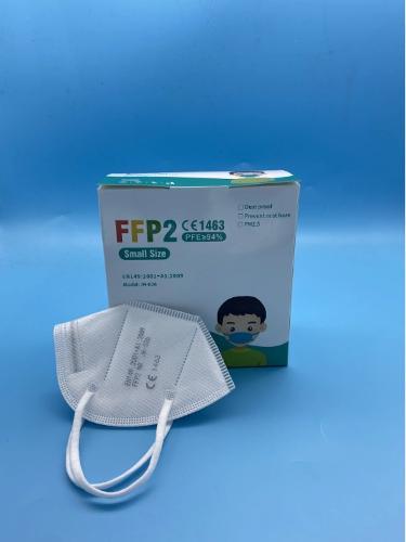 Boîte de 20 masques FFP2 JH-036 - Enfant (petite taille)