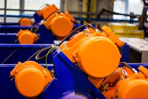 Le Vibrateur : De Multiples Applications Industrielles