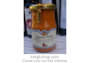 Moutarde de Dijon à la Provençale