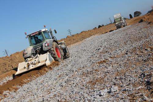 Traitement & stabilisation des sols
