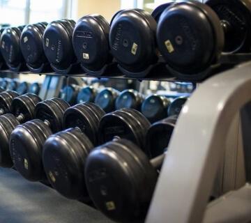 Sportschool matten