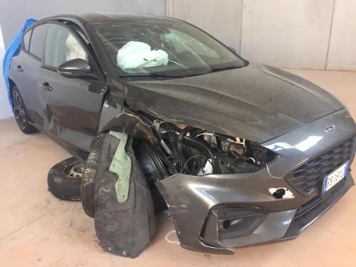 compriamo auto incidentate