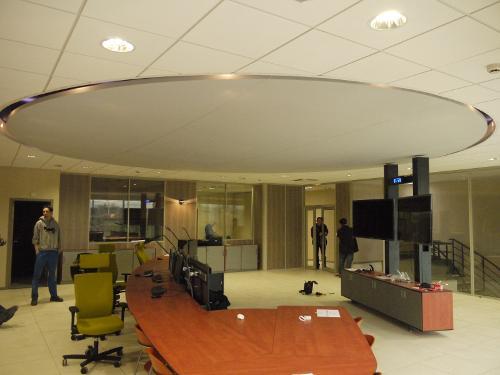 Plafonds suspendus modulaires