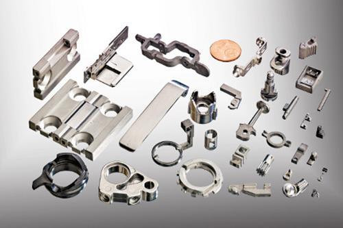 Injection métallique de pièces de formes complexes