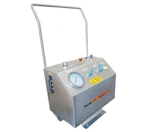 Unité manuelle de pressurisation SKMM-10 portable