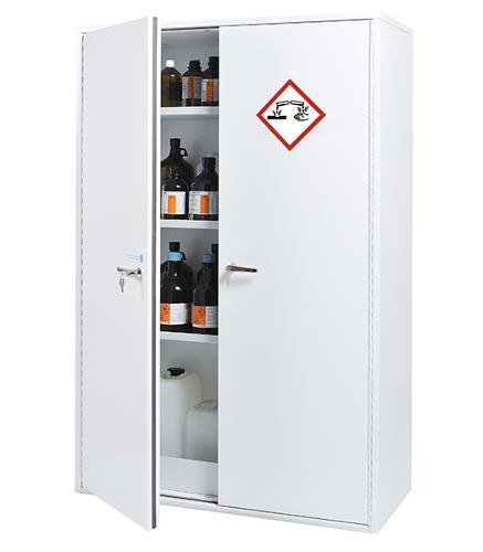 Armoire sécurisée pour corrosifs - Armoire haute 2...