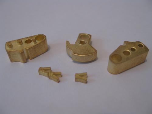 Sintered Brass 40mm fusing rotors