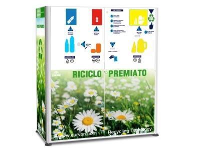 Máquina de Reverse Vending EC Ecomódulo 120