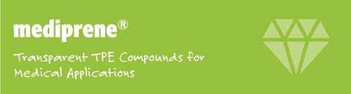 Transparent TPE Compounds for Medical Applications