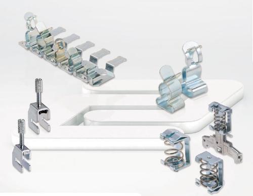Bridas de conexión del apantallamiento SAB/ SSAB