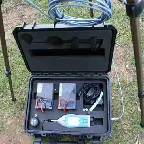 Nova Outdoor noise measurement kit