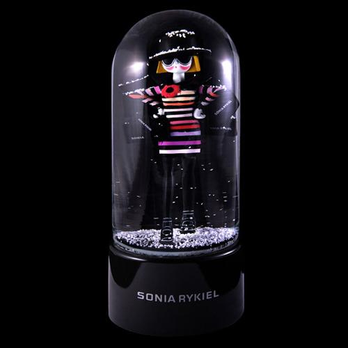 boule à neige en verre