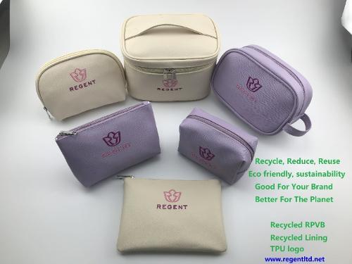 Genbrugt PVB taske