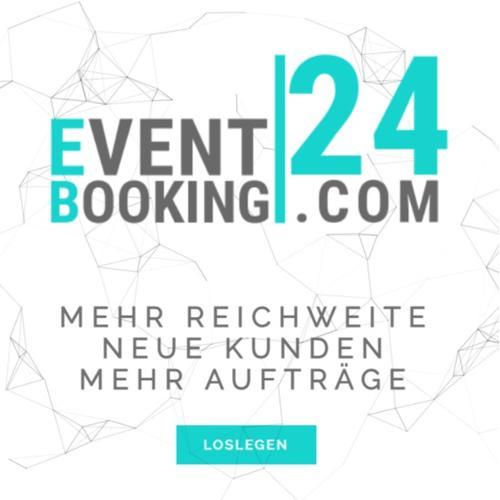 Mitgliedschaft bei EventBooking24.com