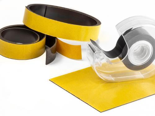 Magnetklebeband / selbstklebendes Magnetband