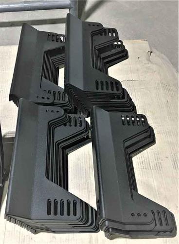 Blech CNC-biegen