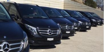 Private transfers from Geneva Airport