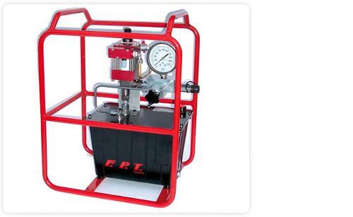 Pompes pneumatiques -4000 bar