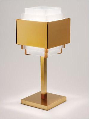 Lampe PERZEL ART DECO référence 144