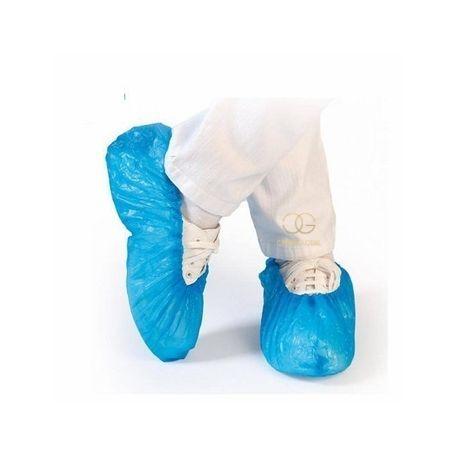 Disposable Boots Set 100 Pieces Blue