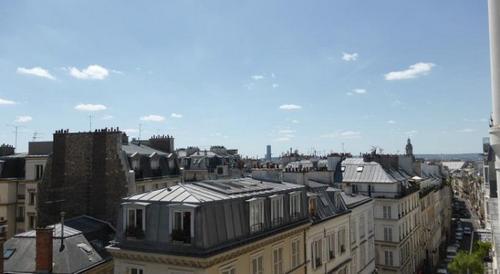 hôtel sacré-cœur Paris