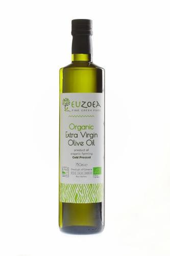 Organic Extra Virgin Olive Oil (GB-ORG-02) - 750ml