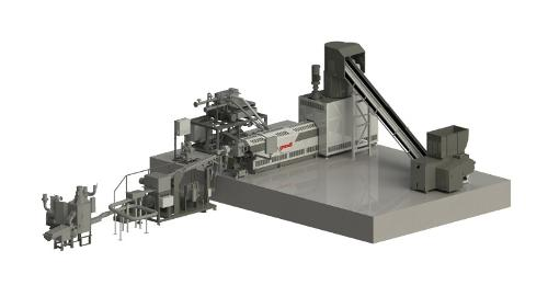 Gneuss Pelletising systems