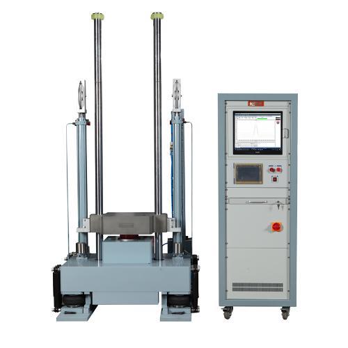 Half Sine Shock Test Machine For Consumer Electronics Impact Testing