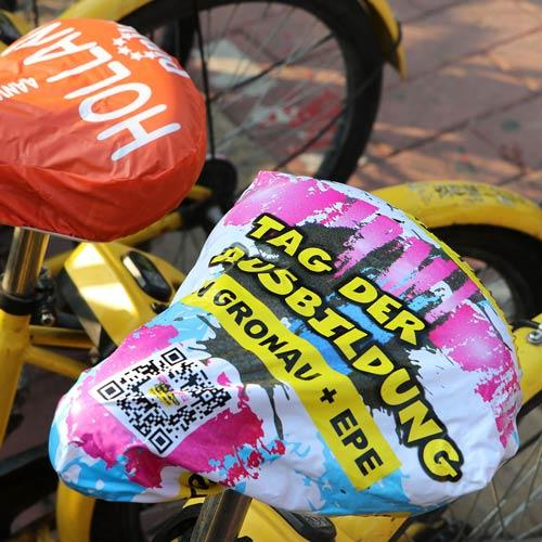 Fahrrad Sattelbezüge