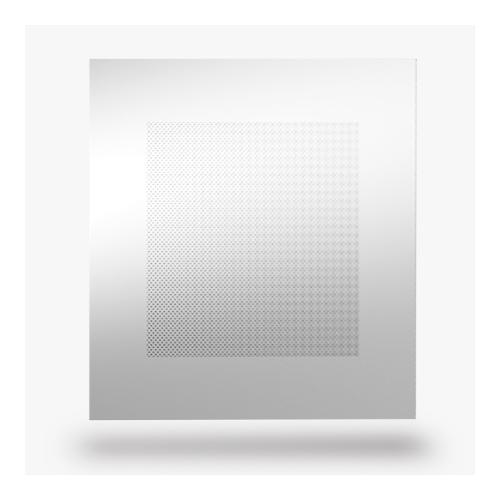 Plaque Aluminium Acoustique Pour Faux Plafond