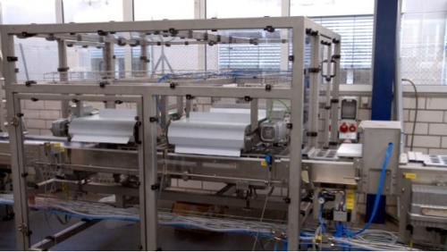 Distribution systems - Overhead conveyor