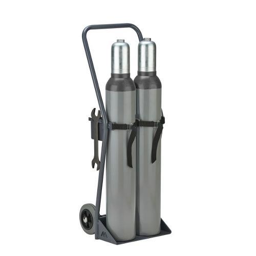 Gasflaschenkarre / Gasflaschen-Wagen GFW2 für den...