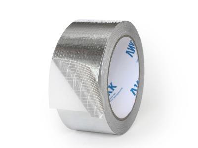 Reinforces aluminum tapes
