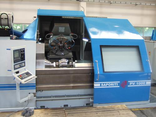 Machine rectifieuse Saporiti PV1000