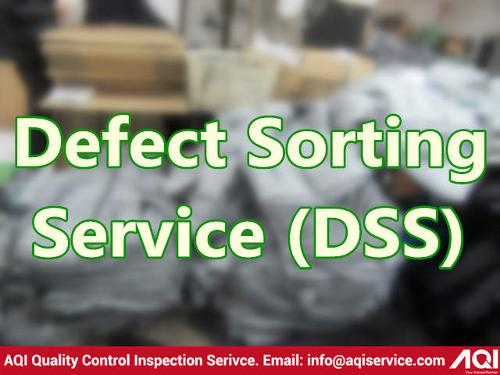 Defect Sorting Service-Full Inspection