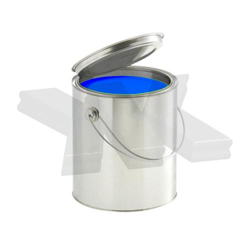 Lacquer - 1,0 kg, incl. hardener, RAL