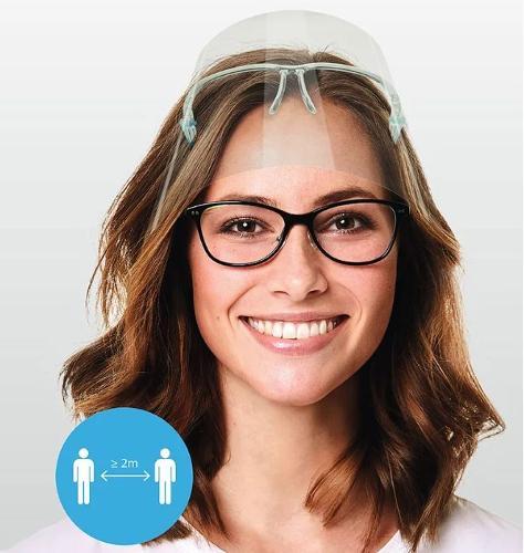 Gesichtsvisier meppys – DAS Gesichtsschutz Visier