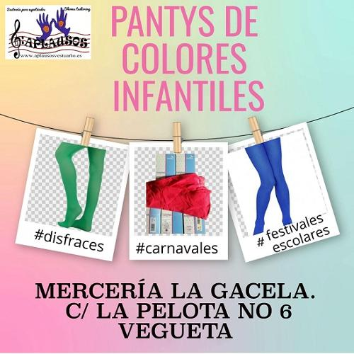 Panties infantiles