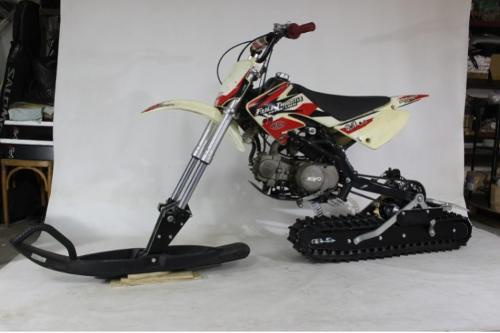 Snowbike KIT für Pitbike und E-Bike