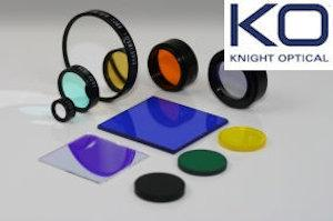 Colour Glass Filters for Inline Cameras